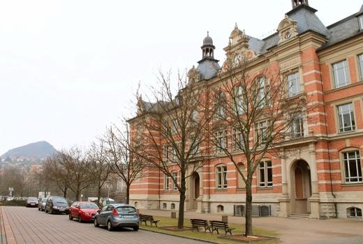 JEZT - Karl-Volkmar-Stoy-Schule in Jena - Paradiesschule im Herbst - Foto © MediaPool Jena