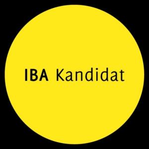 JEZT - Logo IBA Kandidat