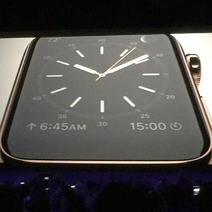 JEZT - Vorstellung der neuen Uhr von Apple im Livestream