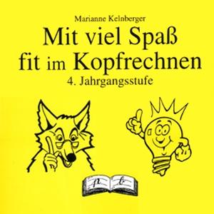 JEZT - Buchcover von - Mit viel Spass fit fuer Kopfrechnen © Pb Verlag Marianne Kelnberger