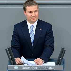 JEZT - Bundestagsabgeordneter Albert Weiler - Jena Gera Saale-Hoilzland-Kreis - Foto © Archiv Deutscher Bundestag A Melde