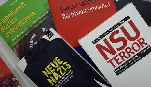 JEZT - Das Kompetenzzentrum Rechtsextremismus der Universitaet Jena startet eine oeffentliche Vortragsreihe - Foto ©  FSU JP Kasper