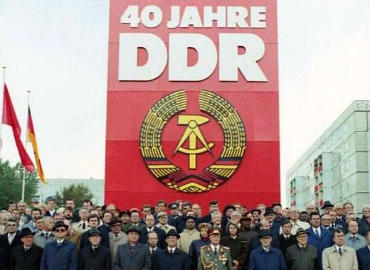 JEZT - Der 40. Jahrestag der DDR - Abbildung © MediaPool Jena