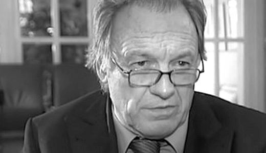 JEZT - Der langjaehrige MDR Intendant Udo Reiter - Foto © MediaPool Jena