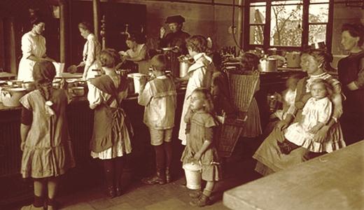 JEZT - Foto vom Plakat der Ausstellung - Heimatfront. Eine mitteldeutsche Universitsetsstadt im Ersten Weltkrieg - Abbildung © Stadtmuseum JenaKultur