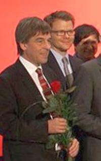 JEZT - Jenas Oberbuergermeister Dr Albrecht Schroeter ist stellvertretender Landesvorsitzender der SPD Thueringen - Foto © SPD