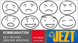 JEZT - Koepfe - Kommunikation baut Bruecken zwischen Menschen - Image © MediaPool Jena