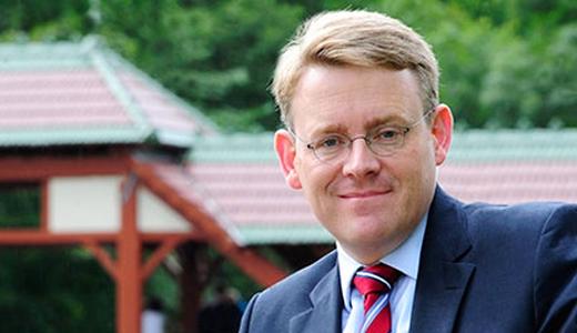 JEZT - Landtagspraesident Christian Carius - Foto © CDU Thueringen