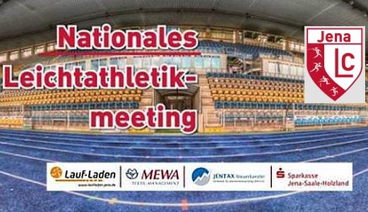 JEZT - Leichathletik Meeting LCJ Teaser - Abbildung ©  MediaPool Jena