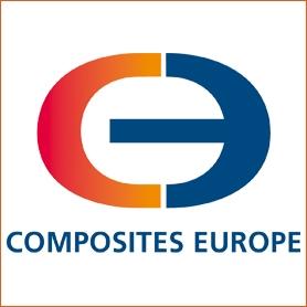 JEZT - Logo der Messe Composites Europe 2014 in Duesseldorf - Abbildung © MediaPool Jena