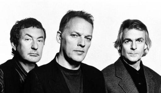 JEZT - Mason Gilmour Wright 1994 - Promoimage © Pink Floyd