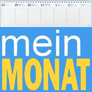 JEZT - Mein Monat Logo