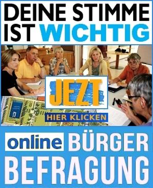 JEZT - Online Buergerbefragung - Display © MediaPool Jena