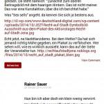 JEZT - Originalausschnitt 2 geloeschter Kommentare aus dem Internetblog www-jenapolis-de