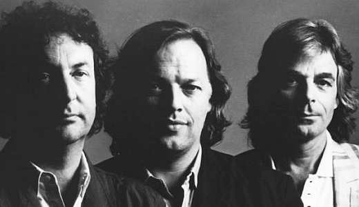 JEZT - Pink Floyd - Mason Gilmour Wright 1989 - Image © BBC