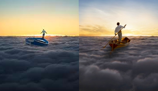 JEZT - The Endless River Cover - Design by Ahmed Emad Eldin - Redesign by Stylorouge - Abbild © MediaPool Jena