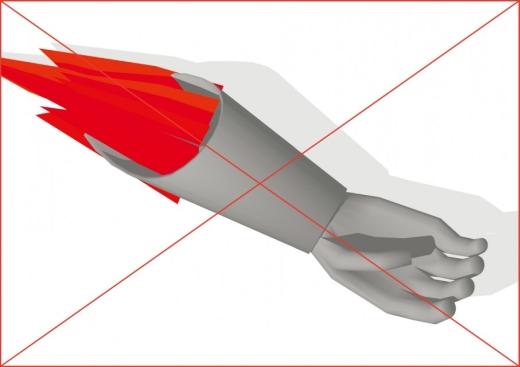 JEZT - Unterarmprothese - Michael Kohlhaas - Grafik © Theaterhaus Jena