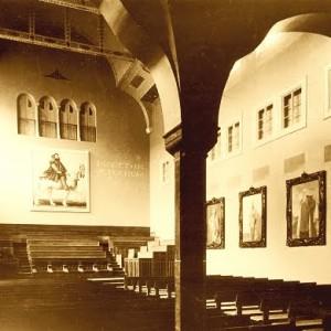 JEZT - Aula der Jenaer Universität 1915- Foto © MediaPool Jena