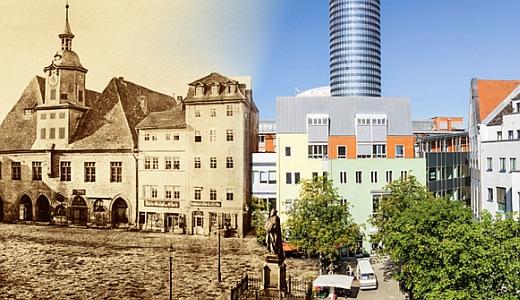 JEZT - Coverausschnitt - Zeitspruenge Jena - Hellmann Reuter - Abbildung © Sutton Verlag