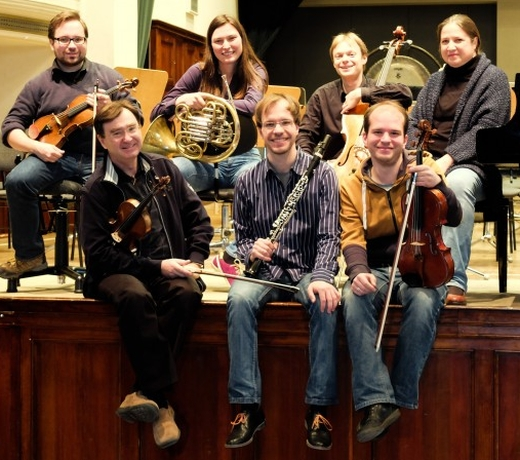 JEZT - Das Kammermusik Septett der Jenaer Philharmonie - Foto © Philharmonie Jena