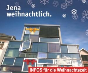 JEZT Infos für die Weihnachtszeit Teaser Stadt Jena
