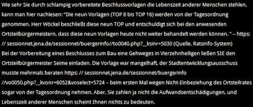 JEZT - Internet-Kommentar von Tobias Netzbandt