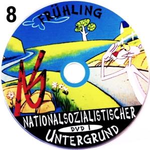 JEZT - NSU DVD Fruehling - Exemplar 8 - Foto © BKA