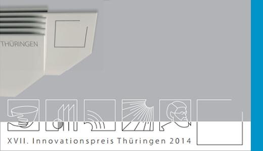 JEZT - Thueringer Innovationspreis 2014 - Symboöbild © MediaPool Jena