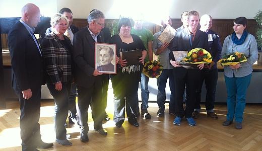 JEZT - Verleihung des Grete Unrein Preises 2014 - Foto 2 © MediaPool Jena