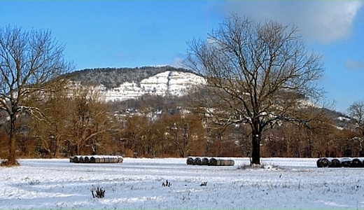 JEZT - Jena im Schnee - Foto © Stadt Jena Peter Vitzthum