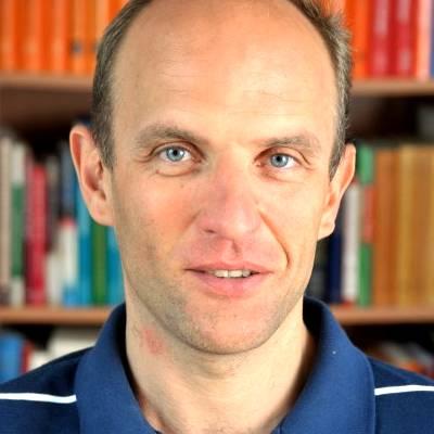 JEZT - Prof Dr Uwe Hossfeld - Foto © FSU Jena Guenther