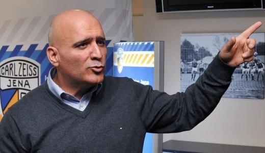 JEZT - Volcan Uluc ist Cheftrainer beim FC Carl Zeiss Jena - Foto © FCC