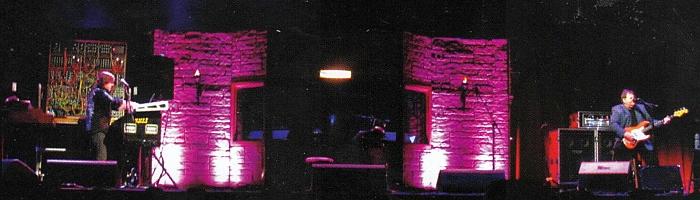 ZONO Radio Jena - Keith Emerson Greg Lake - Live Manticore Hall - Foto © Manticore Records