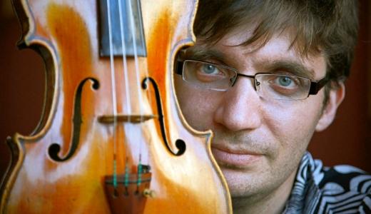 JEZT - Piotr Plawner Violin-Solist des vierten Philharmonischen Konzerts - Foto © JenaKultur