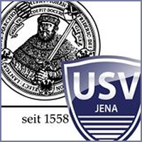 JEZT - USV Jena Facebook Logo - Abbildung © Unisport Jena