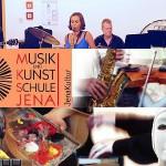Die Musik- und Kunstschule Jena - Symbolbild © MediaPool Jena - Fotos © MKS Jena