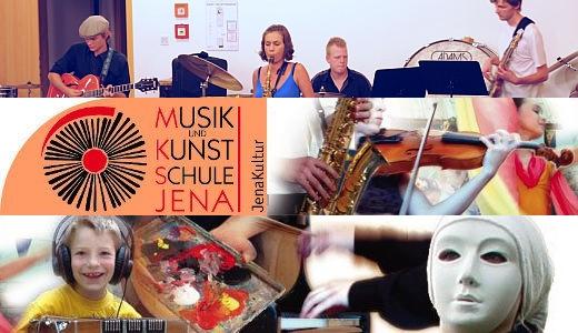 JEZT - Die Musik- und Kunstschule Jena - Symbolbild © MediaPool Jena - Fotos © MKS Jena