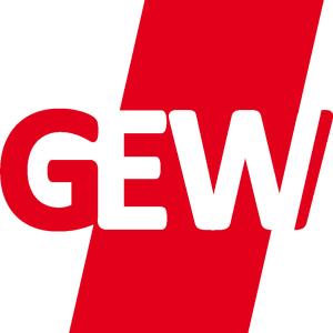JEZT - Logo der Gewerkschaft Erziehung und Wissenschaften - Foto © GEW