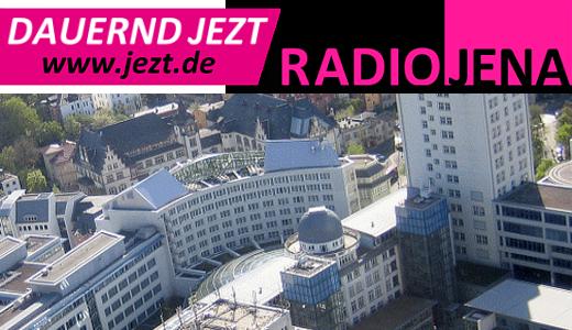 Dauernd JEZT - Abbildung © ZONO Radio Jena