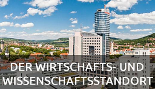JEZT - JENA Standort- Foto © Stadt Jena