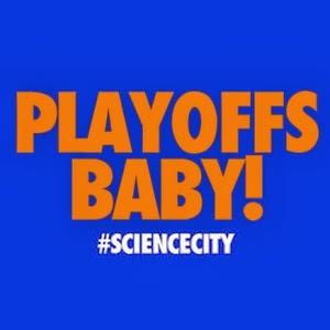 JEZT - Playoffs Baby Logo © Science City Jena