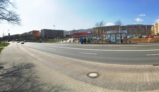Rudolstaedter Strasse 2 - Foto © FDP Jena