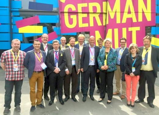 Delegierte der FDP Thueringen beim Parteitag 2015 - Foto 05 © FDP Thueringen