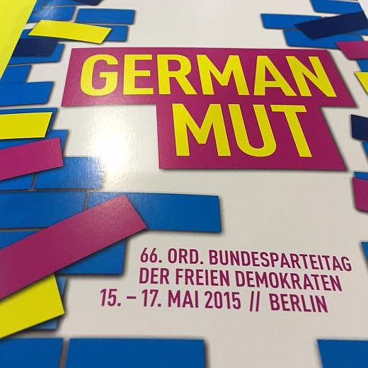 FDP Parteitag 66 in Berlin 2015 - Foto 01 © FDP Jena
