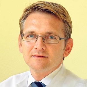 JEZT - Prof Dr Ingo Runnebaum ist Direktor der Klinik fuer Frauenheilkunde und Geburtshilfe in Jena - Foto © UKJ