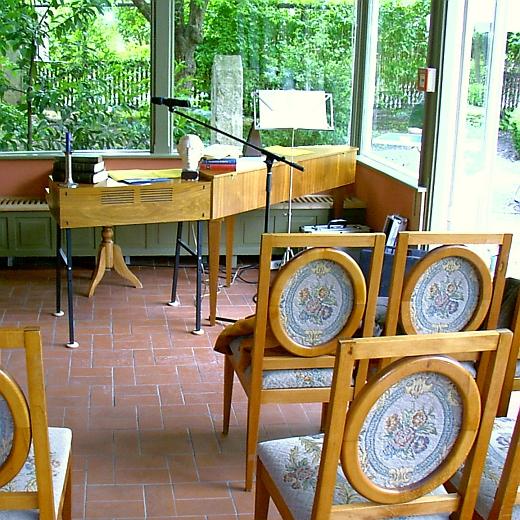 JEZT - Schillers Gartenhaus - Foto 4 © MediaPool Jena