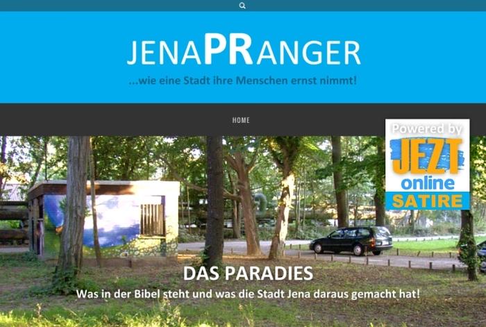 JEZT - jena PR anger - Symbolbild  MediaPool Jena