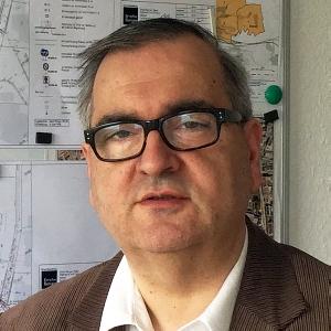 Rainer Sauer Jena im Mai 2015 - Foto © Privat
