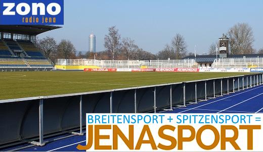 ZONO Radio Jena - Breitensport + Spitzensport ist JENASPORT - Symbolbild © MediaPool Jena