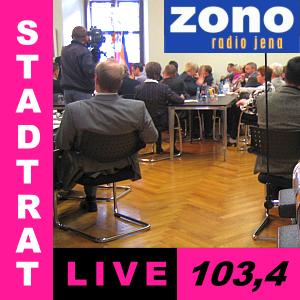 ZONO Radio Jena - Stadtrat Live Teaser 2015 - Grafik © MediaPool Jena